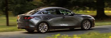 2019 Mazda3 Exterior And Interior Color Options