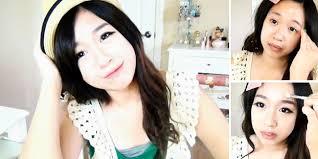 tutorial the korean makeup cute and natural