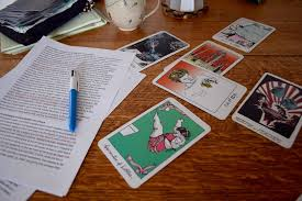 i wanted to focus on this subject because even as a seasoned tarot reader sometimes i just get a spread as i m reading my own cards where i m like