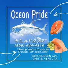 Ocean Pride Seafood of Ventura