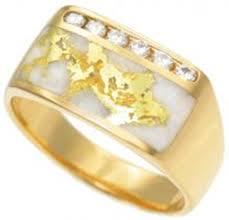 finding beauty in gold quartz jewelry alaska jewelry