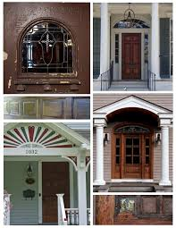 Exterior Color Inspirations The Rich Allure Of The Painted - Exterior door stain