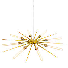 vega 8 is a contemporary chandelier comprising 8 tapered arms which into a central disc vega 8 s clever modular design means it can be mixed and