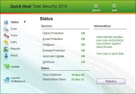 Quick Heal Total Security Free Download For Windows 10 7 8 8 1 64