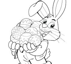 Printable Coloring Easter Pages Preschool Religious Coloring Pages