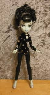 top and pants for monster high dolls