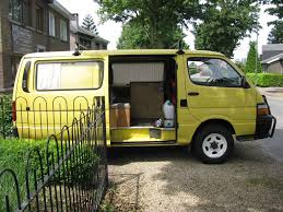 Toyota Hiace 4x4 camper for sale - Horizons Unlimited - The HUBB