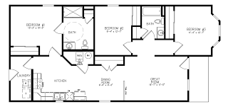 3 bedroom floor plan with dimensions pdf