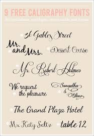 1293 best scrapbooking fonts images on pinterest cricut fonts Wedding Invitation Free Fonts Download 9 totally free caligraphy fonts font ideas for place cards free downloadable wedding invitation fonts