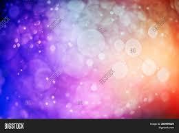 Disco Lights Big W Rainbow Multicolored Image Photo Free Trial Bigstock