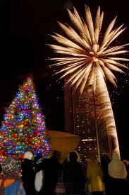 Empire State Plaza Christmas Tree Lighting The Holidays