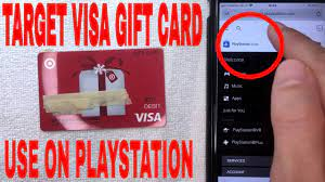 can you add target visa gift card to
