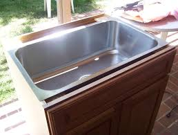 Kitchen  Deep Kitchen Sinks For Breathtaking Deep Single Bowl Deep Bowl Kitchen Sink
