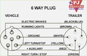 6 pole trailer wiring diagram squished me 6 pole toggle switch wiring diagram pj trailers trailer plug wiring wiring diagram 6 pin