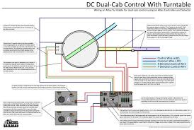 ty s model railroad wiring diagrams in 220 diagram carlplant and how to wire a dcc model railway at Train Wiring Diagrams