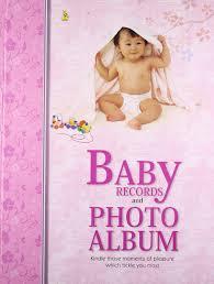 Baby Albums Buy Baby Record Photo Album Hard Bound Par Book Online At Low