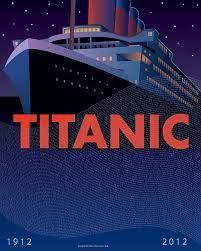 TITANIC 100 years Commemorative Painting by Leslie Alfred McGrath