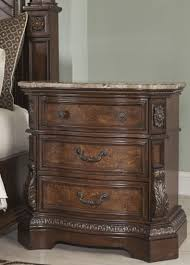 Nightstand Ashley South Shore Furniture Nightstand Dark Bedside