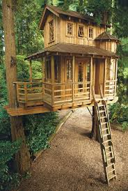 House Awesome 167 Tree House Design