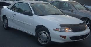 File:'95-'98 Chevrolet Cavalier LS Convertible (Orange Julep '09 ...