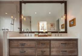 pendant lighting for bathroom. View In Gallery Classic Bathroom Vanity With Stylish Pendant Lights Offer A Vintage Look Lighting For