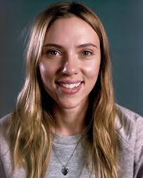 would you recognize scarlett johansson without makeup because that s what she s doing in vanity fair s hollywood issue shot by photographer chuck close