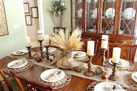 Neutral Thanksgiving Table