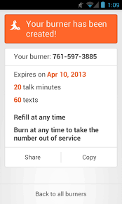 Cover Your App Android Phone Out Give Will Want Users Number To – Too Don't Now Burner Real Gigaom