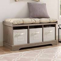 Storage Benches & Bedroom Benches - Walmart.com