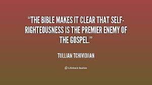 Self Righteous Christian Quotes Best Of Quotes About Self Righteous 24 Quotes