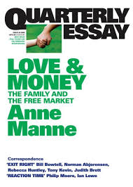 love and money quarterly essay quarterly essay 29 love and money