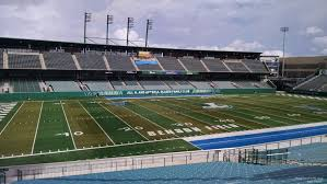 Yulman Stadium Section 119 Rateyourseats Com