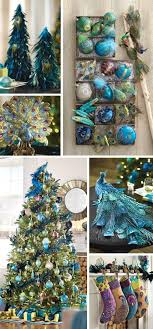 Peacock Inspired Home Decor 25 Best Peacock Christmas Decorations Trending Ideas On Pinterest