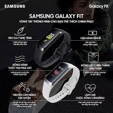 Vòng đeo tay thông minh Samsung Galaxy Fit