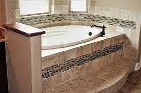 master bath garden tub traditional