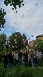 Balloons released in memory of three-year-old Iva Harper | Your Local  Guardian