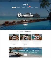 Travel Templates 18 Travel Bootstrap Themes Templates Free Premium Templates