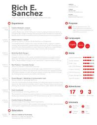 Simple & Clean Infographic / timeline resume design for Digital Marketing,  Project Management or Technology