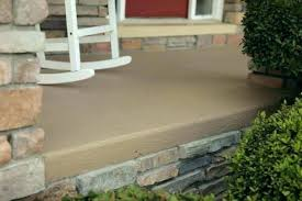 painting concrete porch floor ideas concrete painted patios