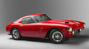 1964 ferrari 250 gt $267,500 1964 ferrari 250gte out of 40 year ownership and ready for restoration: 2016 Artcurial Le Mans Classic Sale Preview 1961 Ferrari 250 Gt Swb Berlinetta