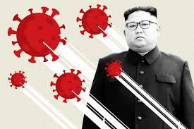 Resultado de imagen de kim jong un covid cartoon
