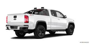 2017 Chevrolet Colorado Extended Cab Z71 New Car Prices - Kelley ...