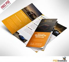 Maxresdefault Free Photoshop Brochure Templates Psd Design Tri Fold