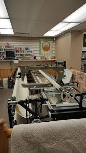 Used Longarm Quilting Machines - Accomplish Quilting & 2004 Gammill Optimum with Statler Stitcher 30-12. Pre-owned / used longarm  quilting machine. This machine was traded in for an INNOVA 26 AutoPilot. Adamdwight.com
