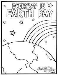 Small Picture Printable Earth Day Coloring Pages Pictures Earth