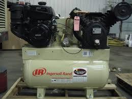 compresor de aire de gasolina.