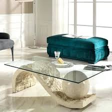 impressive stone coffee table with inspire tables as well glass top