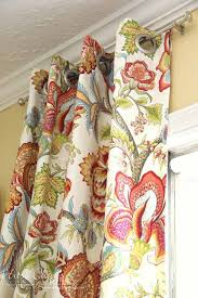 how to make no sew curtains with grommets