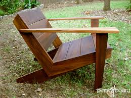 brazilian wood furniture. A Modern, Contemporary Take On The Classic Adirondack Chair In Basralocus, Brazilian Hardwood Wood Furniture .