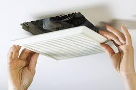 prepare for installing your bathroom exhaust fan